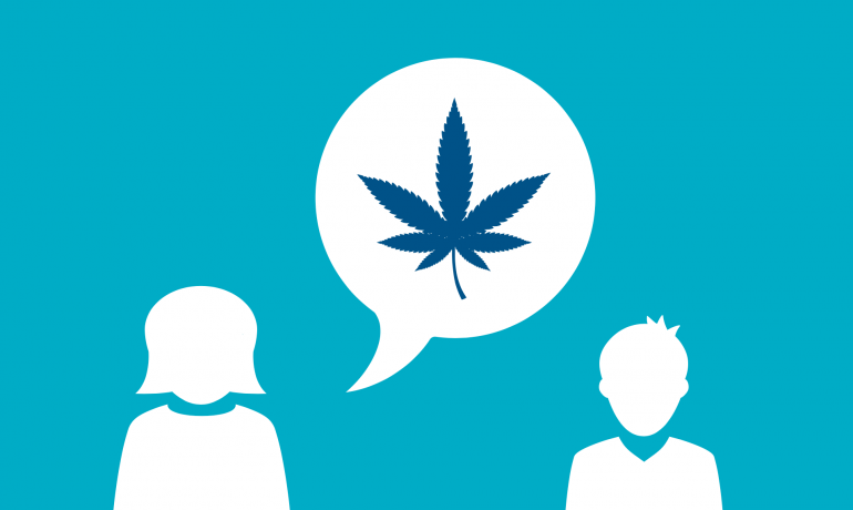 Talking to Your Children about Marijuana